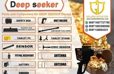 Deep Seeker  Gold and Metals Detectors  GER DETECT (2)