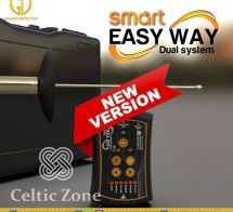 Easy Way Smart Dual System gold and metal detector device 2020 (2)